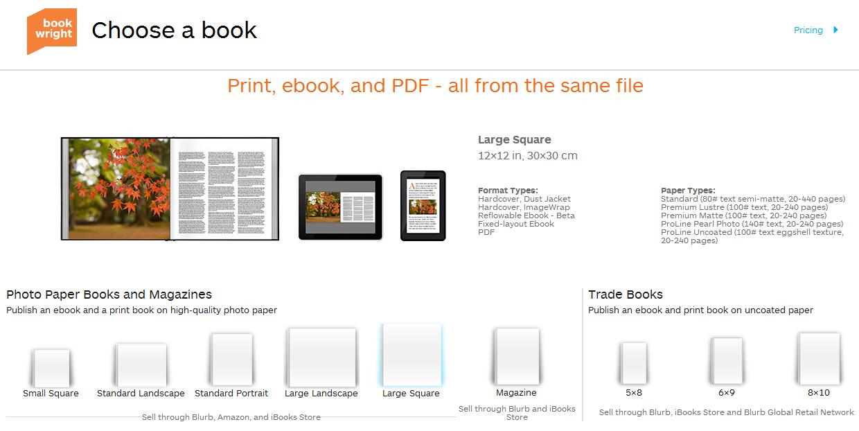 eBook erstellen