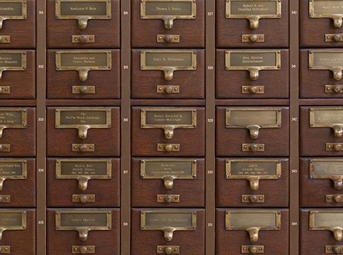 Artikelverzeichnisse